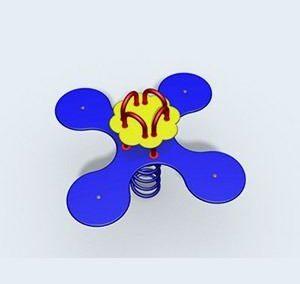 Bloemvormige veerwip (VL144)