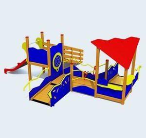 Speelcentrum met rolstoelopgang